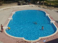 Pools from polypropylene, Pools from polypropylene