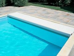 Противоскользящие покриття для басейнів,