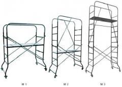 Mini-scaffolding Trowel