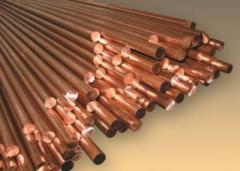 Rod copper M1