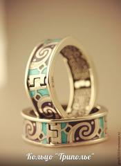 """Ring of """"Tripolye"""