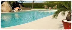 The tile for the pool, the Tile for the pool to
