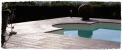 The tile ceramic for the pool, the Tile ceramic