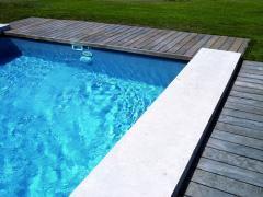 Materials system for coverings of pools, Materials