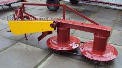 Mower hinged rotor KP-1.65. for MTZ,YuMZ.