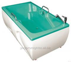 "Balneological bathtub ""Aster"