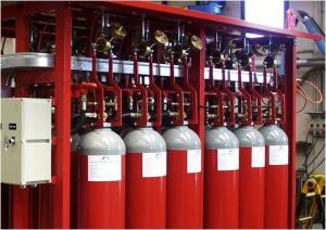 Системи газового пожежогасіння (З2 НР, З2 LP,
