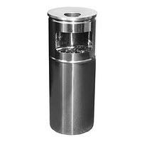 Ballot box ashtray