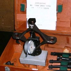Dynamometer exemplary systems of the Turner -
