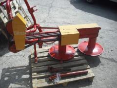 Косарка дискова роторна КТР-1,3 метри для Ксинтай,