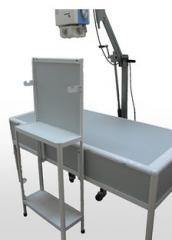 Digital radiographic Vatel-1 complex