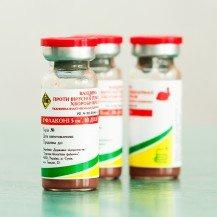Вакцина против геморрагической болезни кролей