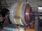 Электродвигатели взрывозащищенные типа ВАО