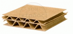 Corrugated cardboard five-layer P30 brands