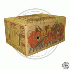 Box for vegetables and fruit of 362х275х136 mm