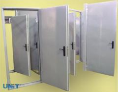 Fire-prevention gate, doors, UNIT hatches.