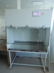 Laminar-flow cabinet of ShLV-02 1,2 m (2nd class