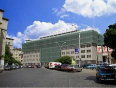 Бизнес-центр, торгово-офисное сооружение класса