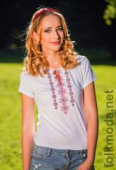Zh_nocha of a vishit a t-shirt - a short sleeve!