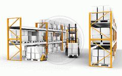 Ящики складские из гофрокартона
