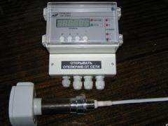 The RIS101MI level sensor indicator in Ukraine