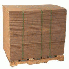 Гофроупаковка - Полосы картонные плоские