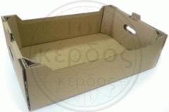 Gofrokorobki of heavy loading - Gofrotara and