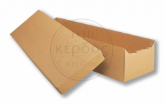 Products the formed cardboard