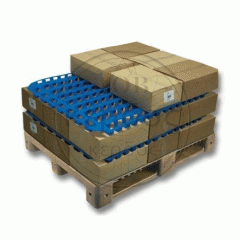 Container for storage of products
