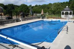 Summer pool cover Shield