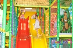 Children's game labyrinths