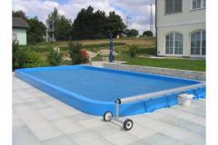 Летняя пленка для бассейнов Shield, 400 микрон
