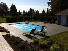 Solar Shield Film for swimming pools
