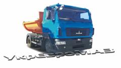 Construction dump truck 4581