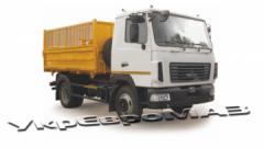 Dump truck maz 4571