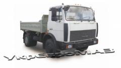 Dump truck maz5551