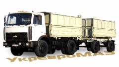 Dump truck maz-5551A2