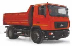 Dump truck maz-5550v2