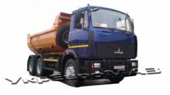 Dump truck maz-5516