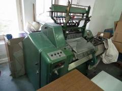 Nitkoshveyny machine Brehmer 381/4