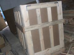Ящики и контейнеры нестандартных размеров для