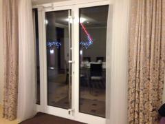 Алюминиевые окна, двери и перегородки