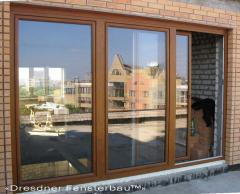 Doors and the sliding Patio systems with a