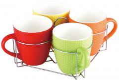 Чашки от порцелан