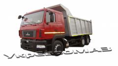 MAZ-6501V9 dump truck