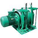 Auxiliary winches JD