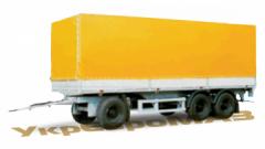 MAZ-870100-3010 TRAILER