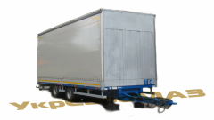 MAZ-837310 trailers