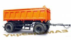 MAZ-856100-014 trailer