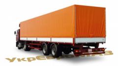MAZ-931010-3011 and maz-931010-3020 trailer